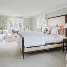 Traditional Bedroom by Lucy Interior Design