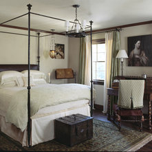 Traditional Bedroom by Cathleen Gouveia Design