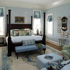 Bedroom by Dewson Construction Company