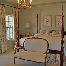 Traditional Bedroom by Savant Design Group