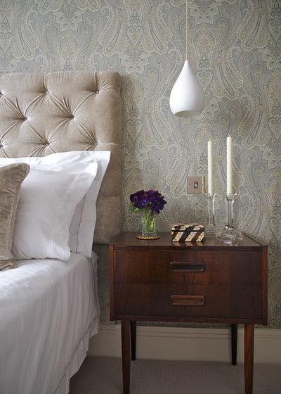 Camera da letto anni 39 50 arredamento vintage - Camera da letto vintage ...