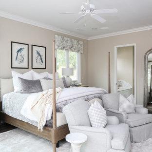 White Master Bedroom   Houzz
