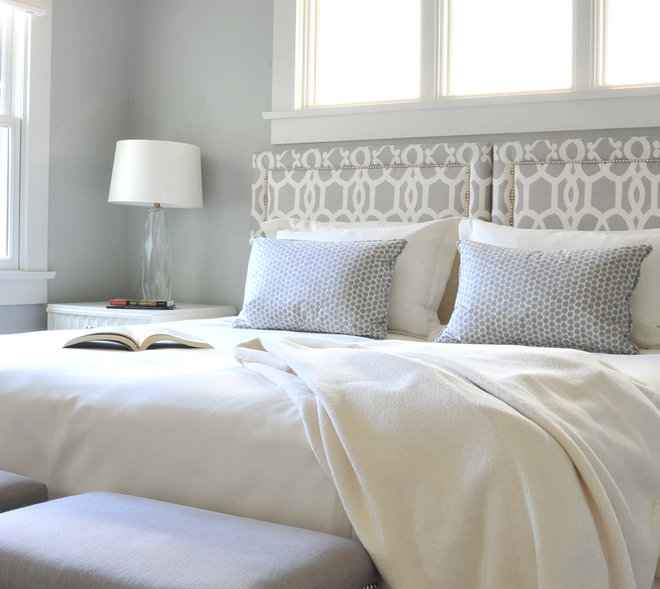 Traditional Bedroom by Enviable Designs Inc.