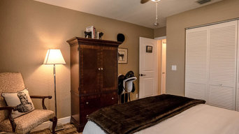 Equestrian Guest Bedroom, Lake Worth Beach, Fl.