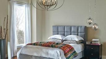 Equinox Bedroom Lighting