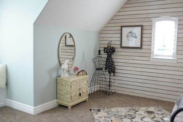Traditional Bedroom by OSMOND DESIGNS