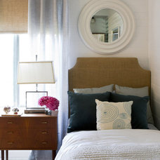 contemporary bedroom by Erika Bierman Photography