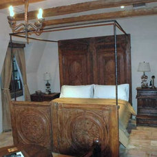 Traditional Bedroom by Eron Johnson Antiques