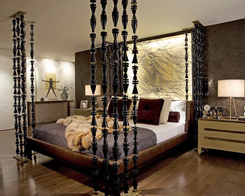 Bed post ideas pictures remodel and decor - Idee deco chambre a coucher ...