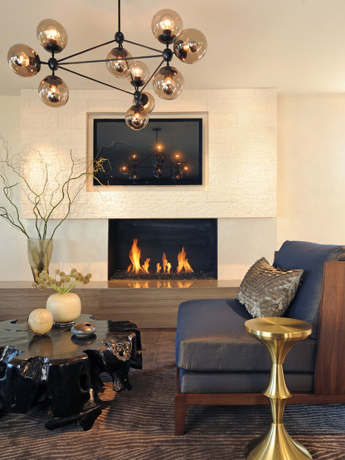 Tv Above Fireplace Ideas Pictures Remodel And Decor