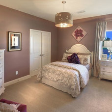Traditional Bedroom by Normandy Homes