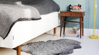 Estelle Bed Teak Style
