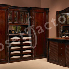 Traditional Bedroom by Kay Wade, Closet Factory
