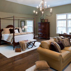 Traditional Bedroom by Town & Country Kitchen and Bath