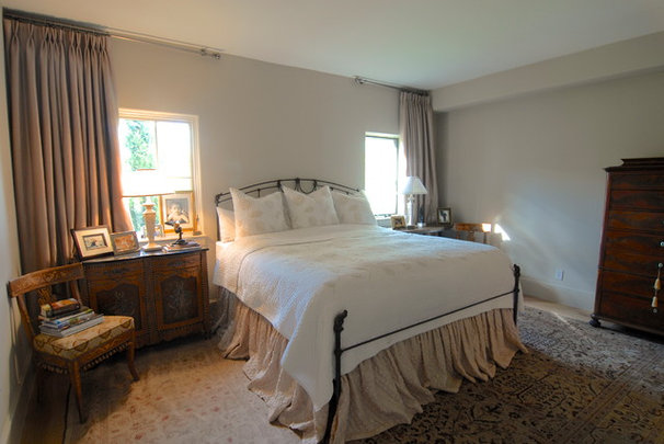 Traditional Bedroom by Brenda Olde