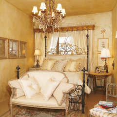 traditional bedroom by Bruce Kading Interior Design