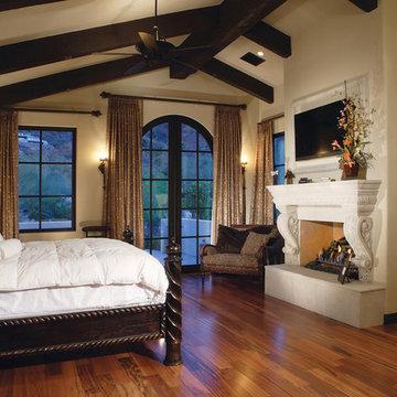 European Twist | Master Bedroom