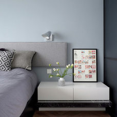 Contemporary Bedroom by hoo Interior Design & Styling