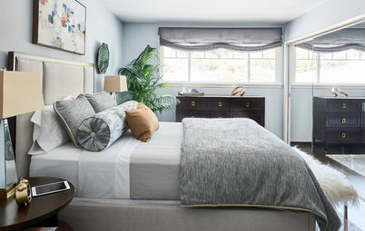 Master Bedroom Decor That Can Move From the Suburbs to the City