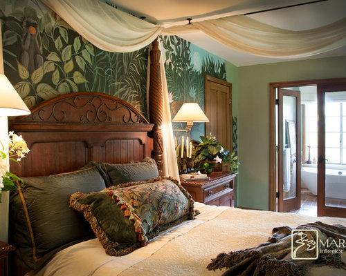 English Cottage Bedroom Design Ideas Remodel Pictures – English Bedroom Design
