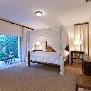 Exotic Teak Bedroom