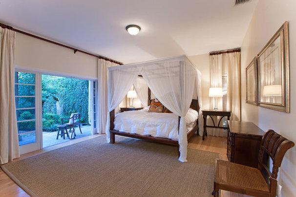 Tropical Bedroom Exotic Teak Bedroom