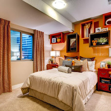 Traditional Bedroom by Wonderland Homes