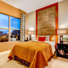 Contemporary Bedroom by Wonderland Homes