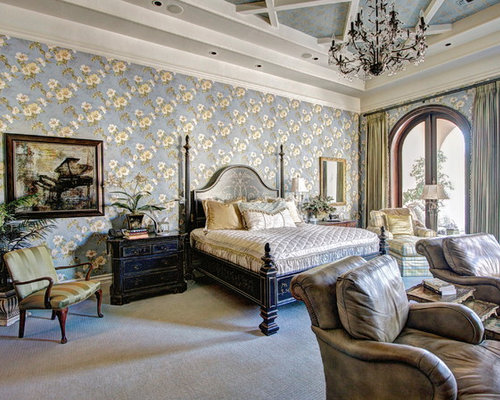Victorian master bedroom design ideas renovations photos for Victorian style master bedroom