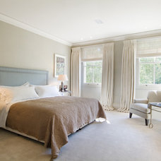 Contemporary Bedroom by Fabulous Interior Designs, LLC.