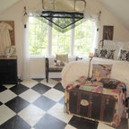 Charlotte Moss Eclectic Bedroom New York By Rikki