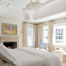 Traditional Bedroom by Elena Phillips Interiors