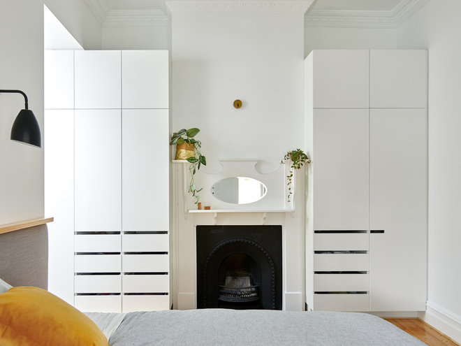 Contemporary Bedroom by Drawing Room Architecture