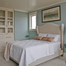 Traditional Bedroom by Gallery Interiors and Rockford Kitchen Design