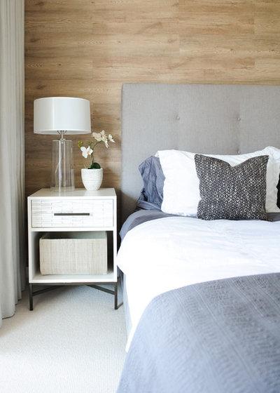 Skandinavisk Soveværelse by SHIFT Interiors