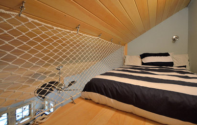 Catch Some Style With Fishnet Decor