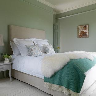Idéer för ett lantligt sovrum