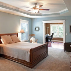 Traditional Bedroom by Artistic Design and Construction, Inc