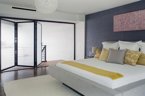 Contemporary Bedroom by ZeroEnergy Design