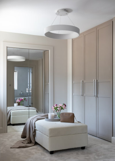 Contemporary Bedroom by Studio 28 Interiors Ltd