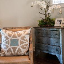 Contemporary Bedroom by Darci Goodman Design