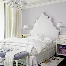 Contemporary Bedroom by NIBA Rug Collections