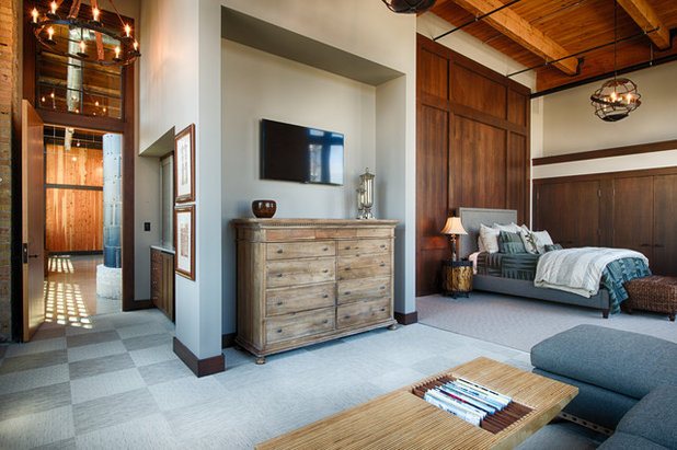 Vintage Contemporary by Chris Hawley Architects
