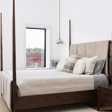 Faribault Minnesota Apartment A, 2 bedroom Unit, Complete Remodel & Design