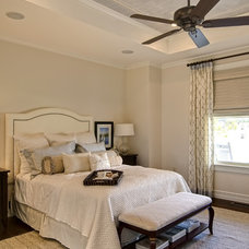Traditional Bedroom by Farinelli Construction Inc