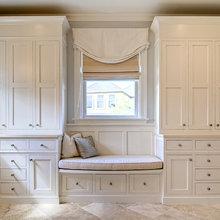 bedroom builtins