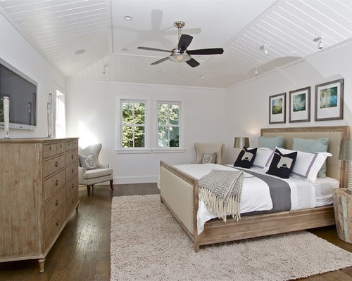 Inspiration for a farmhouse bedroom remodel in San Francisco with white  wallsDriftwood Furniture   Houzz. Driftwood Color Bedroom Furniture. Home Design Ideas