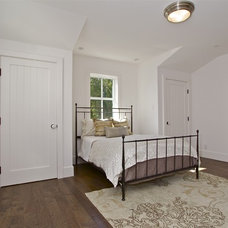 Farmhouse Bedroom by KCS, Inc.