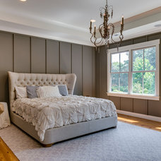 Farmhouse Bedroom by New Old, LLC