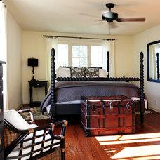 Farmhouse Bedroom by Stephanie Wiley Photography